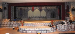 Once Upon A Mattress-Castle Set